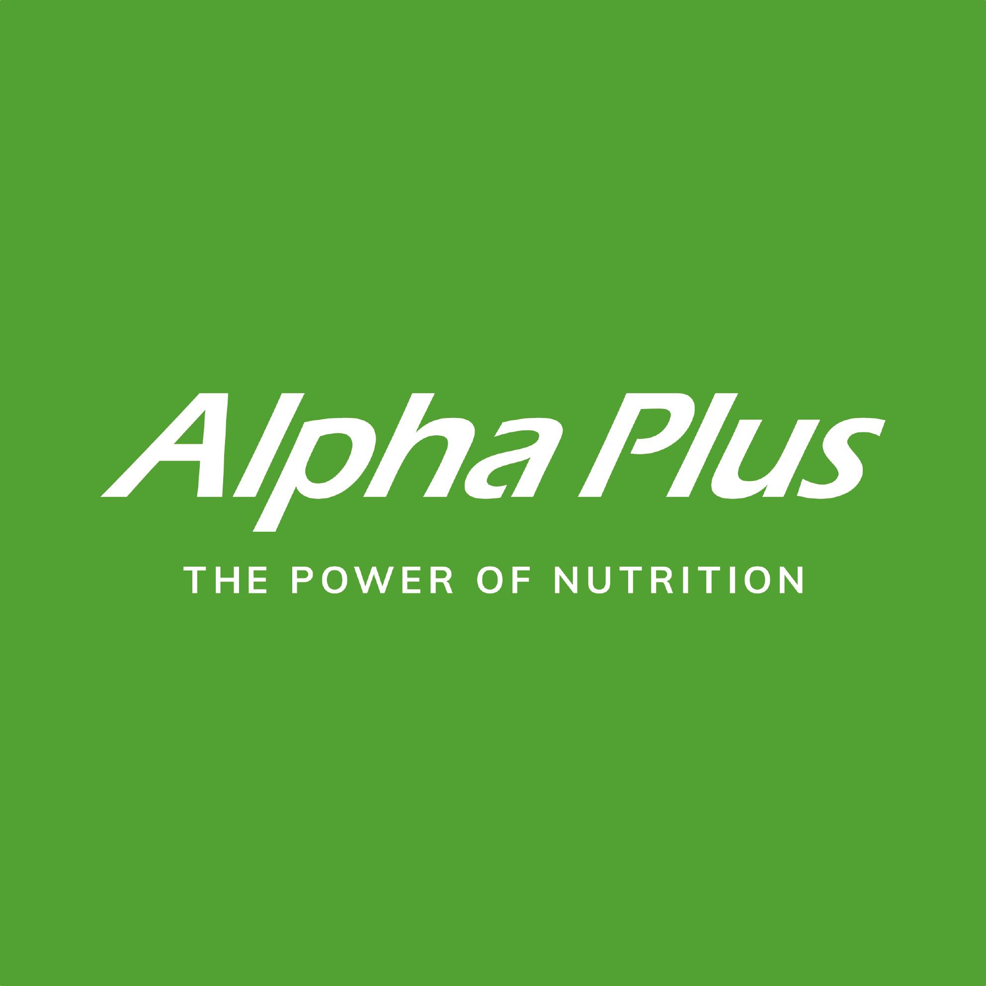 AlphaPlus logga